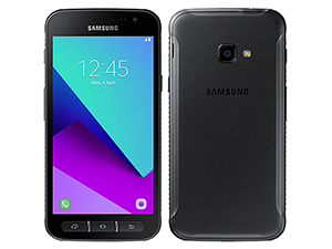 "Samsung Galaxy Xcover 4 5"" 16GB Black"
