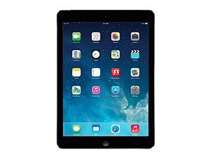 Apple iPad air 16GB sort Refurb